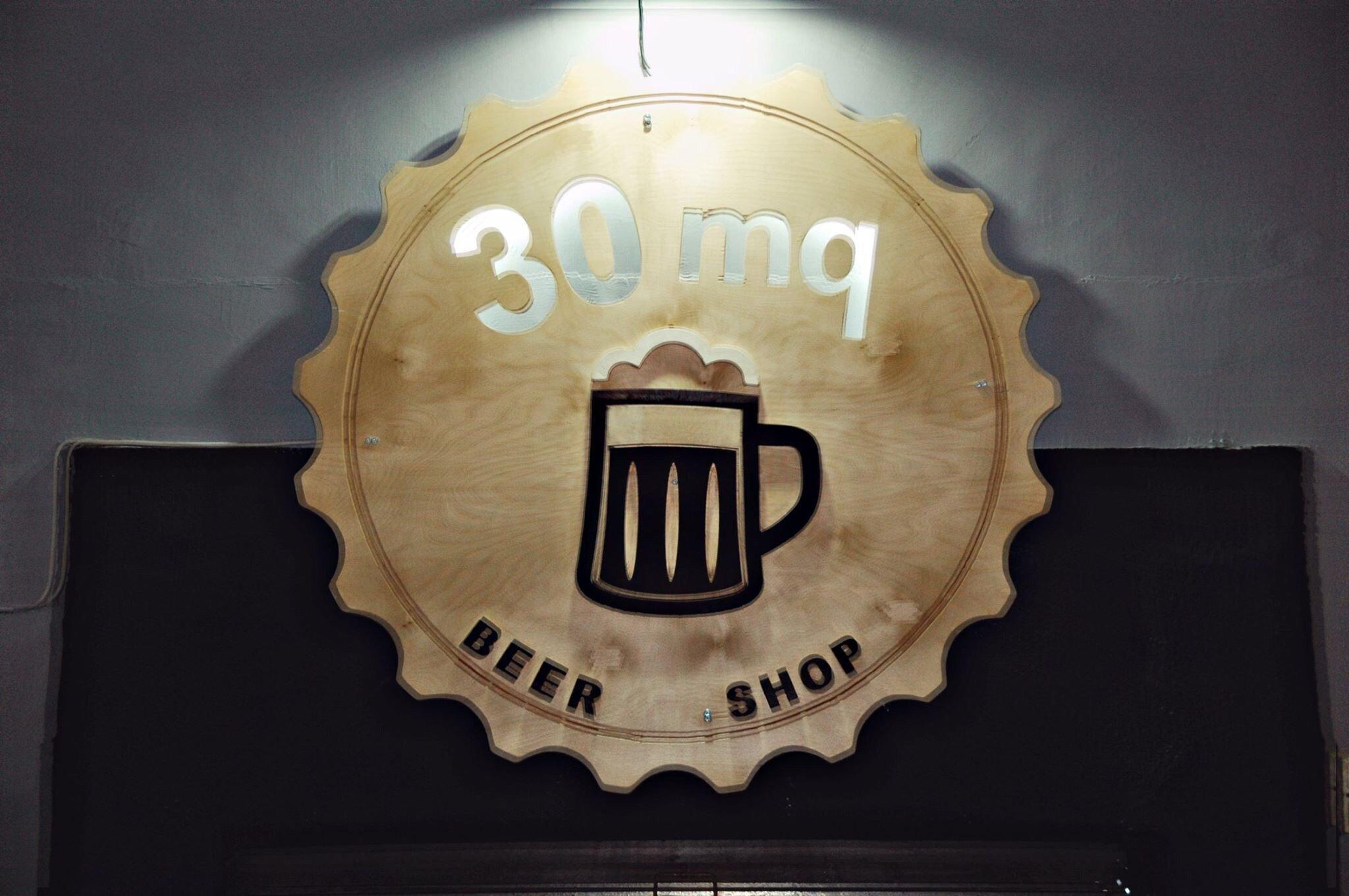 30 Mq - Beer Shop