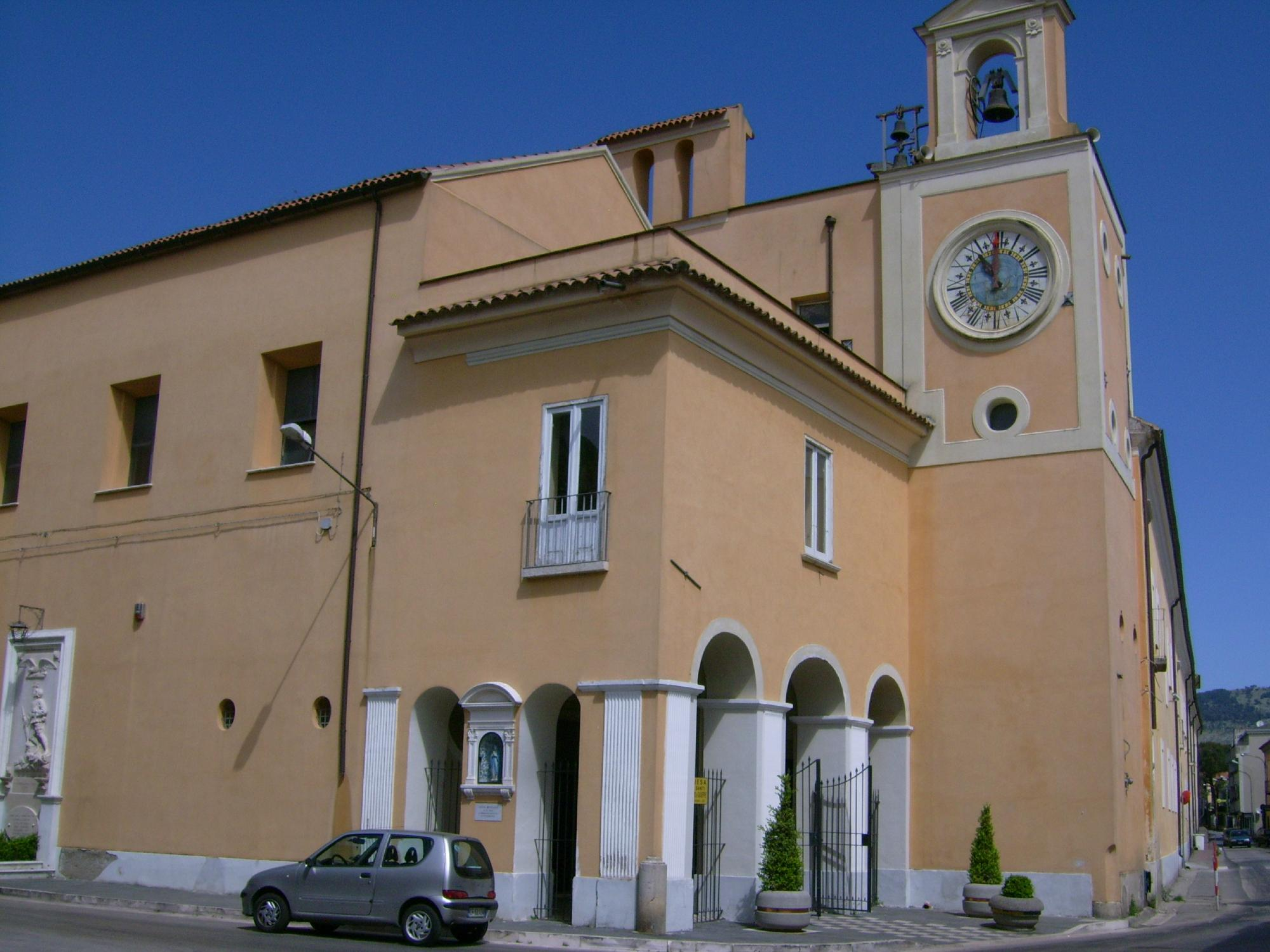 Chiesa dei Santi Gennaro e Giuseppe