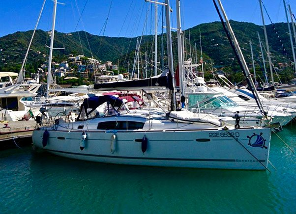 Sailor Charter 5 Terre