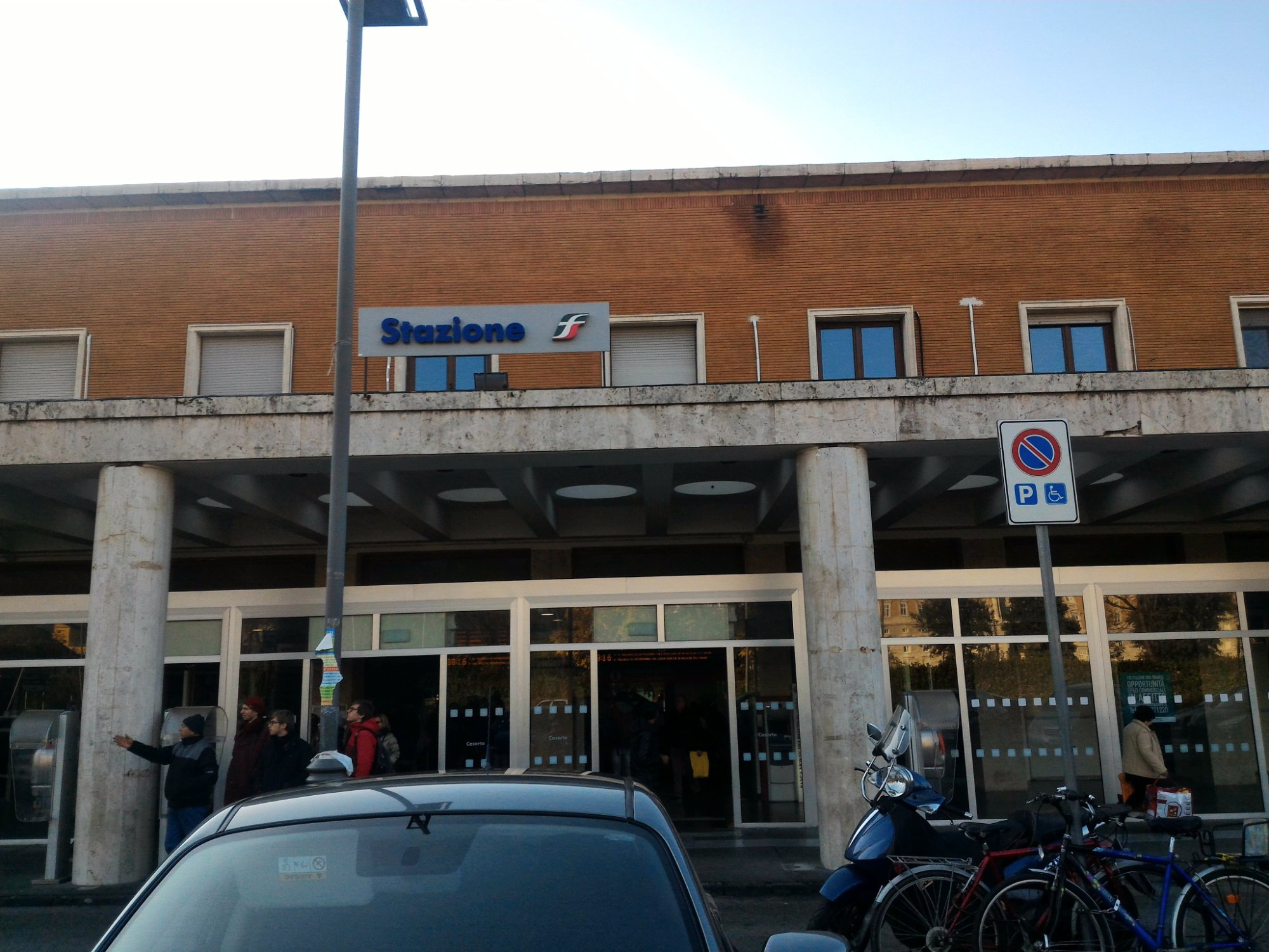 Stazione Ferroviaria di Caserta