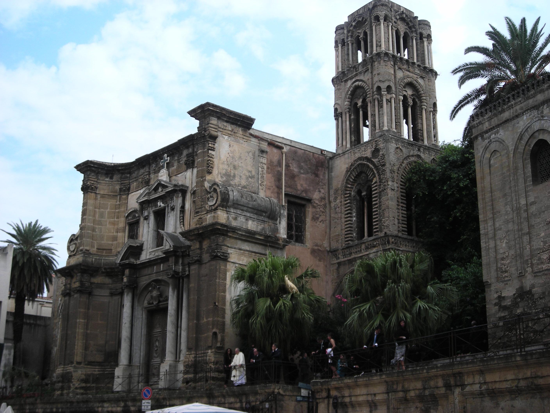 Santa Maria dell'Ammiraglio (La Martorana)