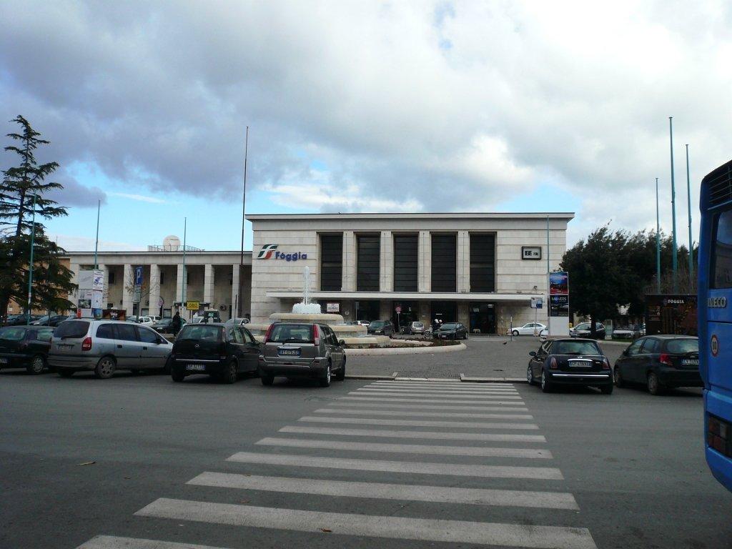 Stazione di Foggia