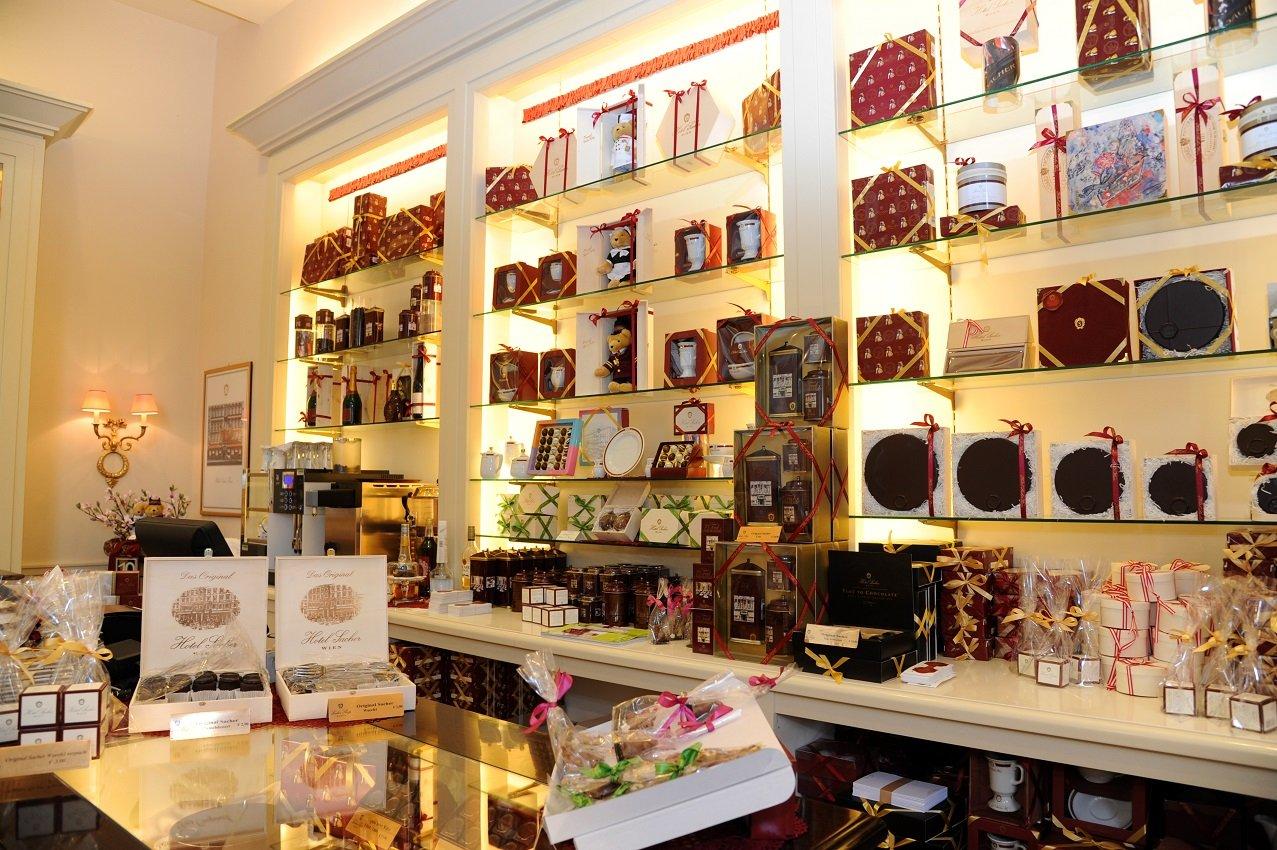 Sacher Shop Bolzano