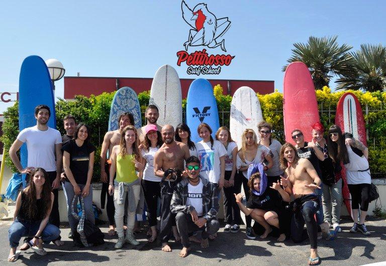 Pettirosso Surf School