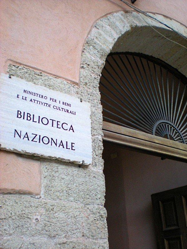 Biblioteca Nazionale di Cosenza