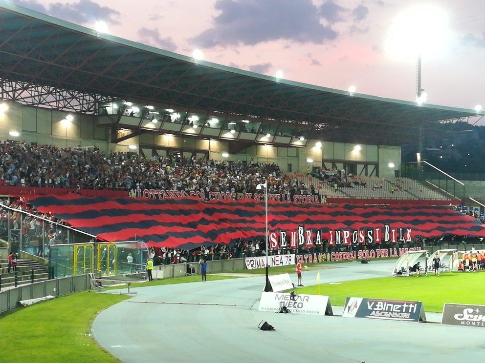 Stadio San Vito - Gigi Marulla