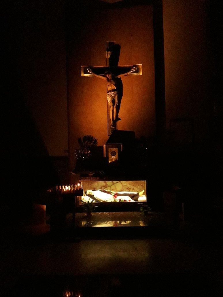Santa Teresa del Bambin Gesu