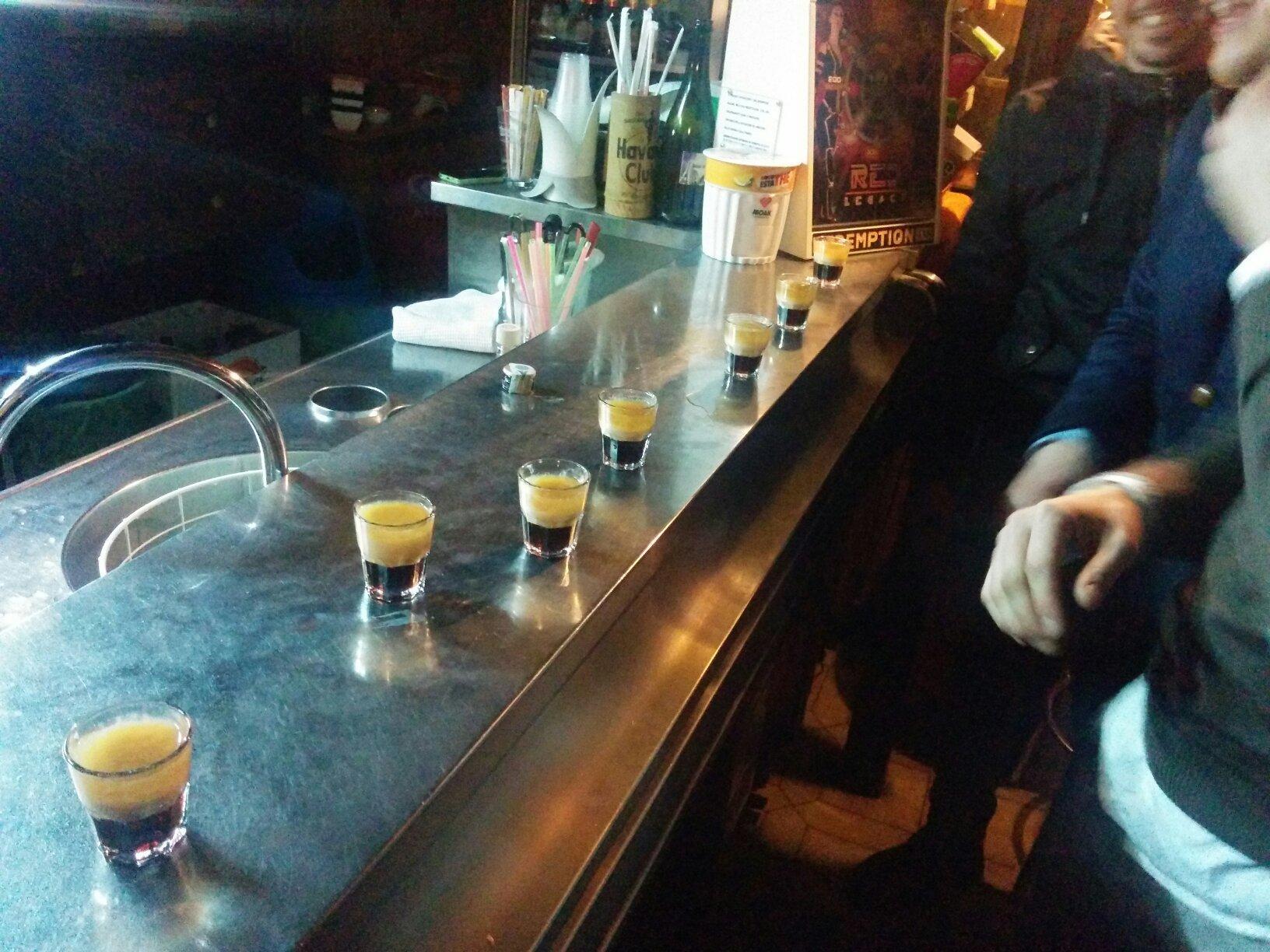 Bar corsini