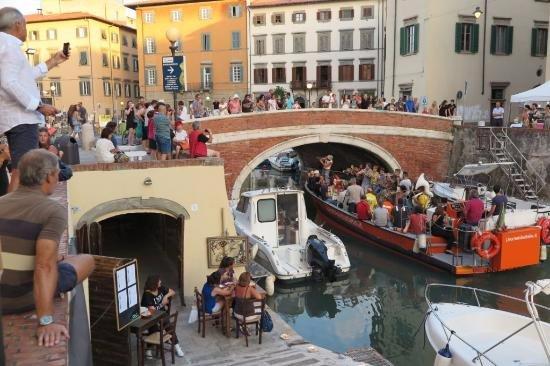 Livorno By Boat