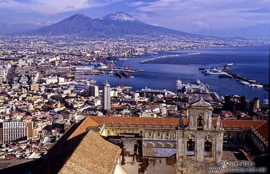 City Wonders Naples