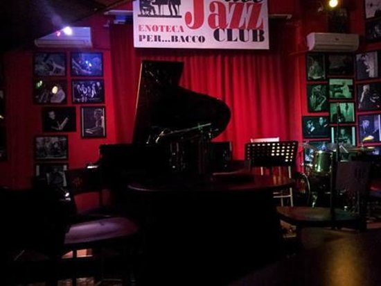 Per...Bacco Jazz Club