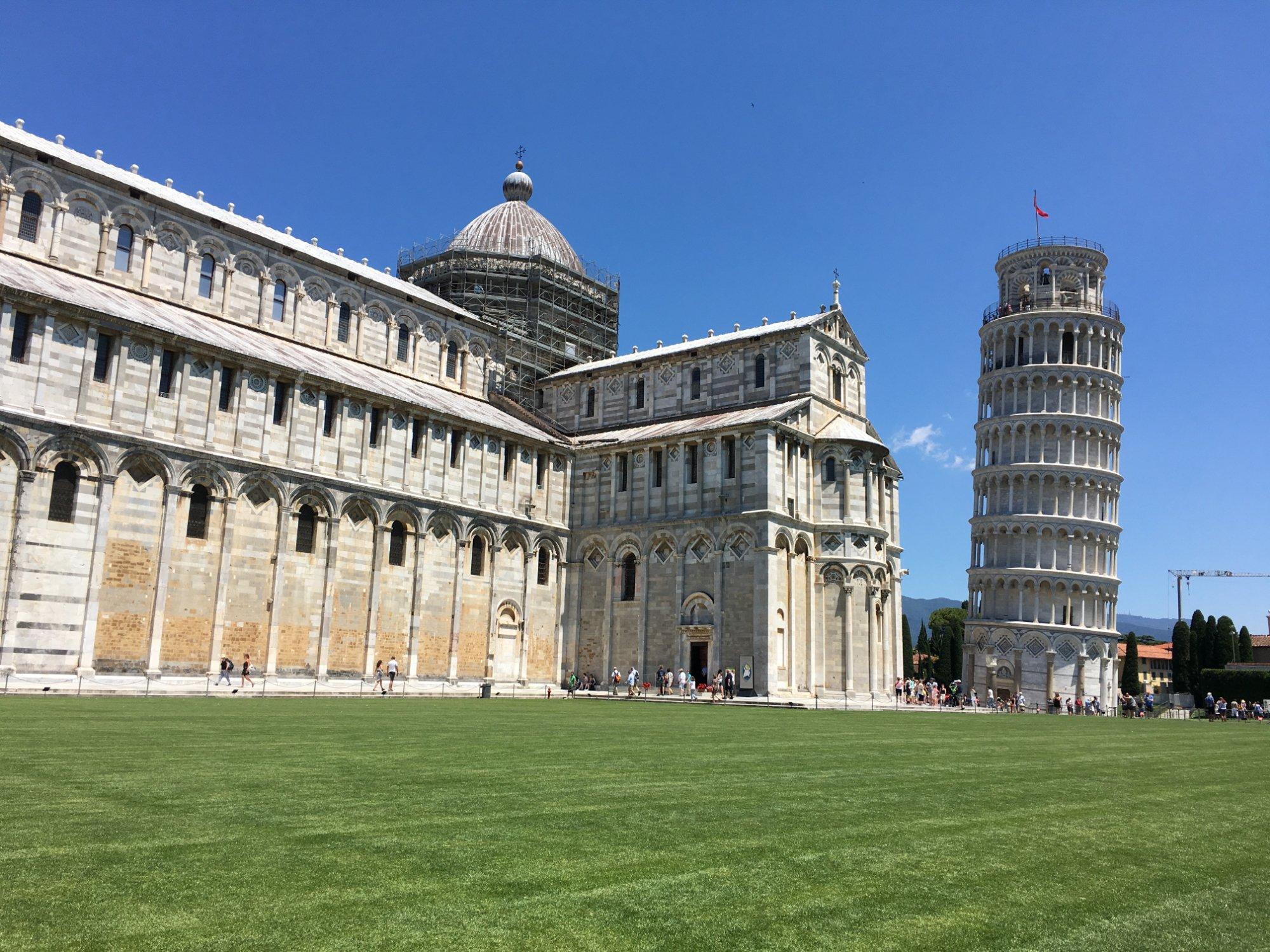 Tours of Pisa