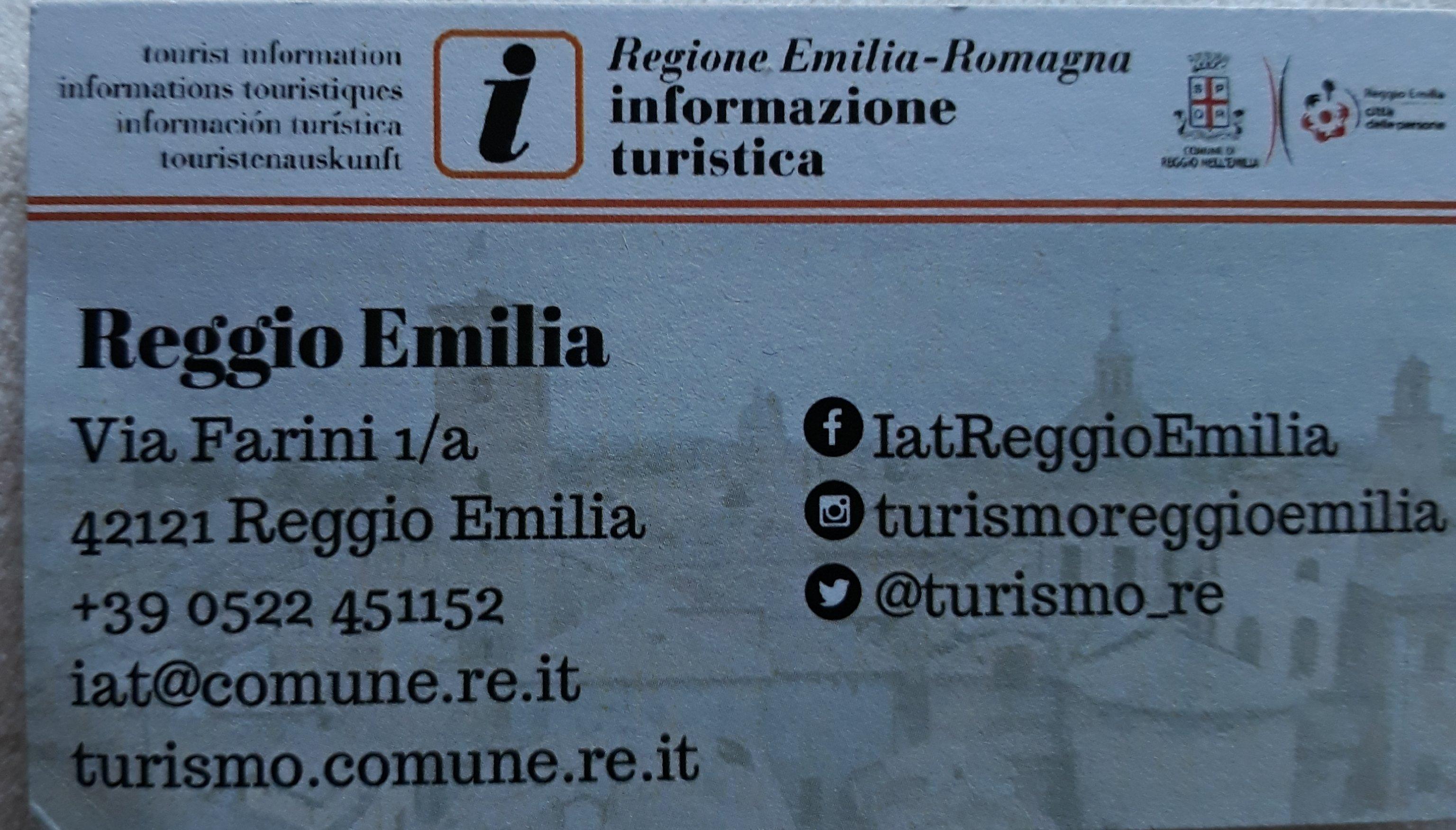 Informazione Accoglienza Turistica - IAT
