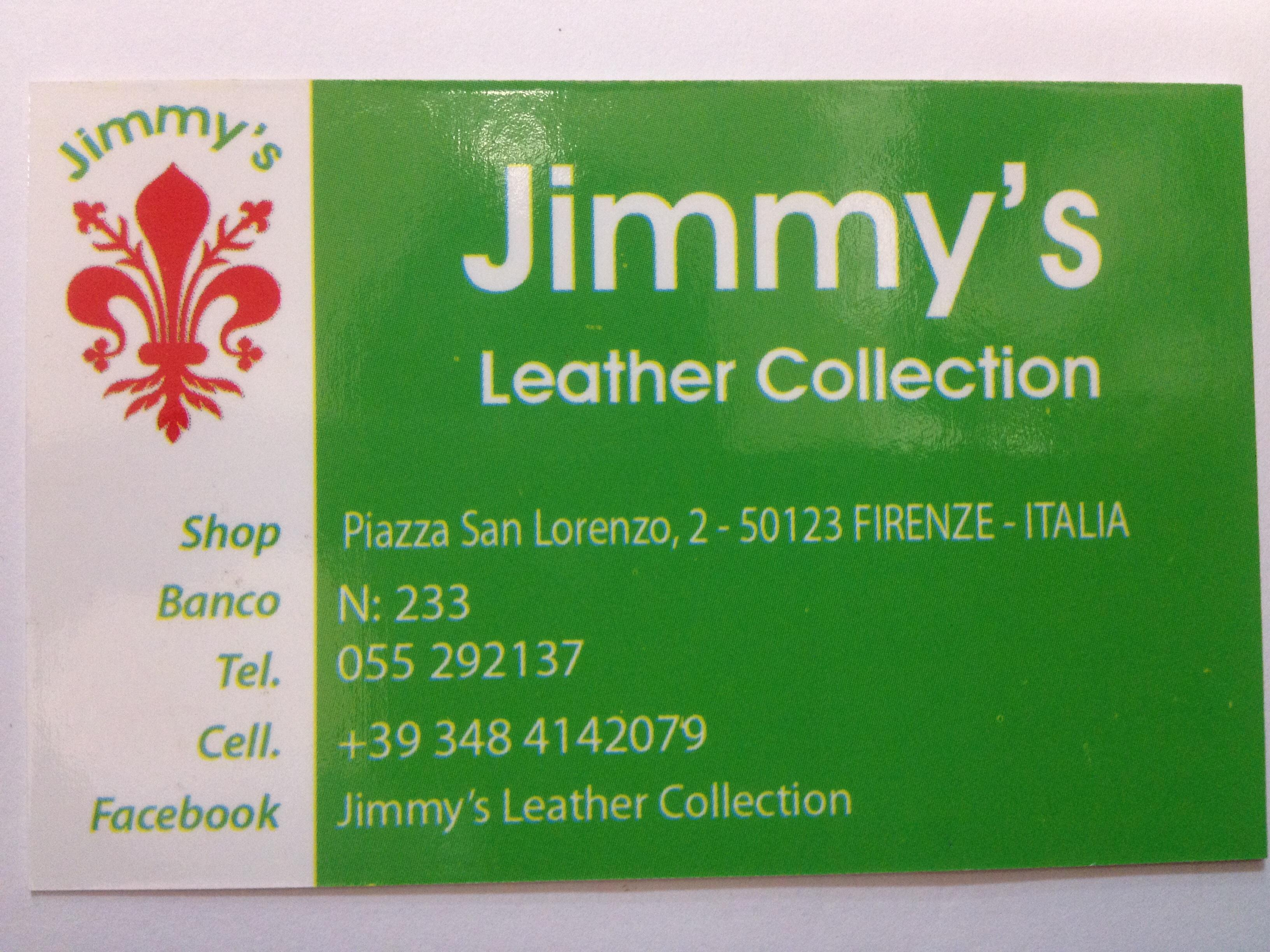 Jimmy's Leather Collection