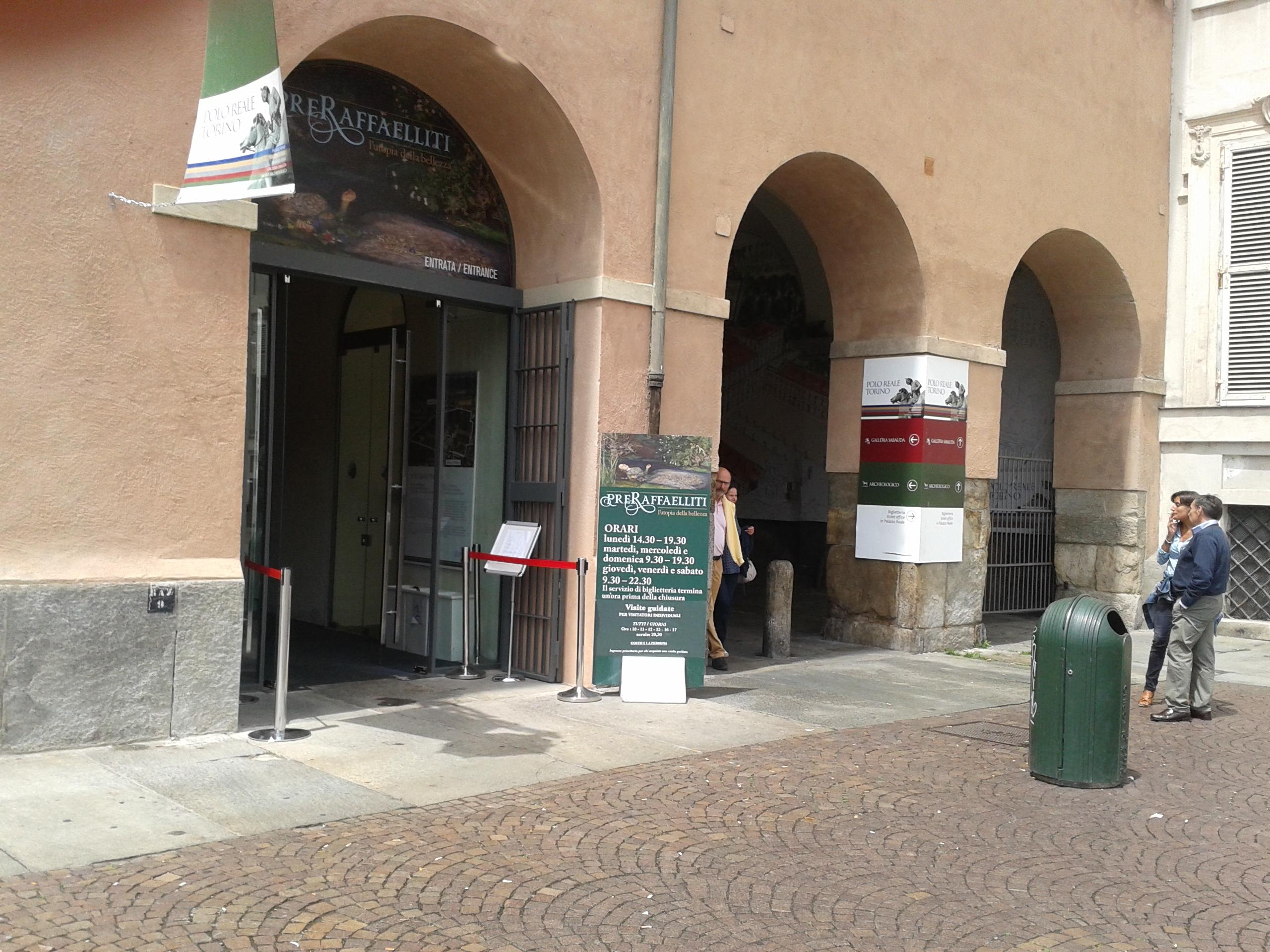 Palazzo Chiablese