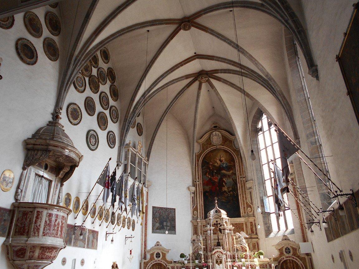 Chiesa di San Giorgio in Weggenstein
