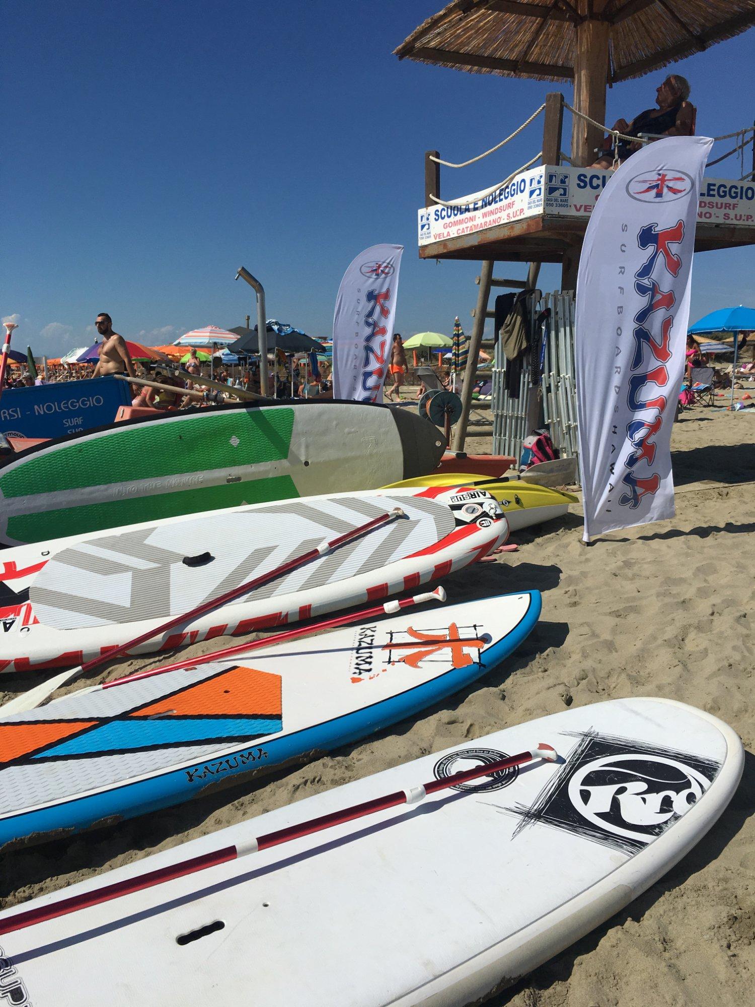 Sport Moving Beach Activities