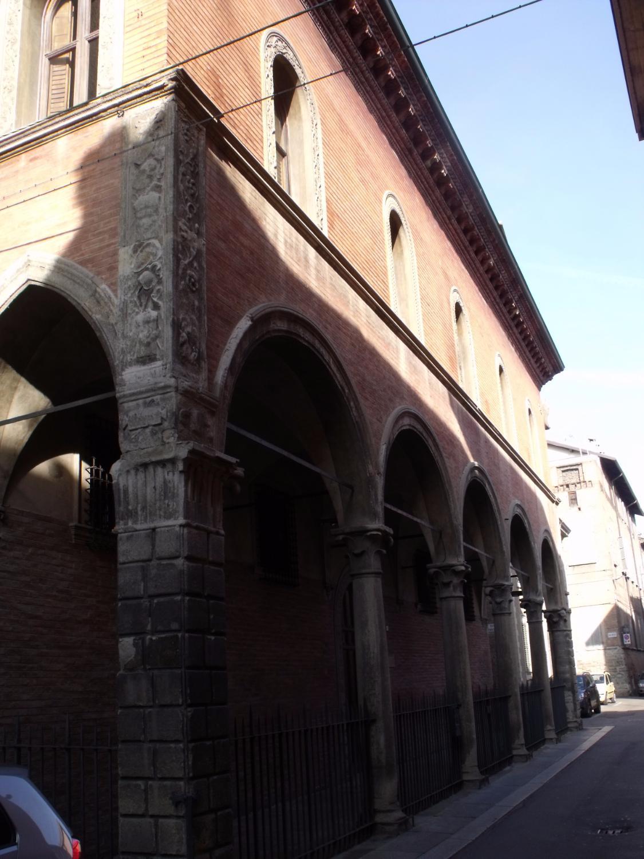 """Palazzo Detto """"Del Boiardo"""""""