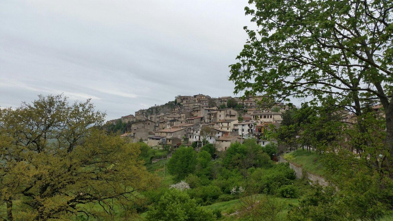 Borgo di Pietrasecca