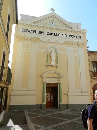 The Shrine Church of St. Camillus de Lellis