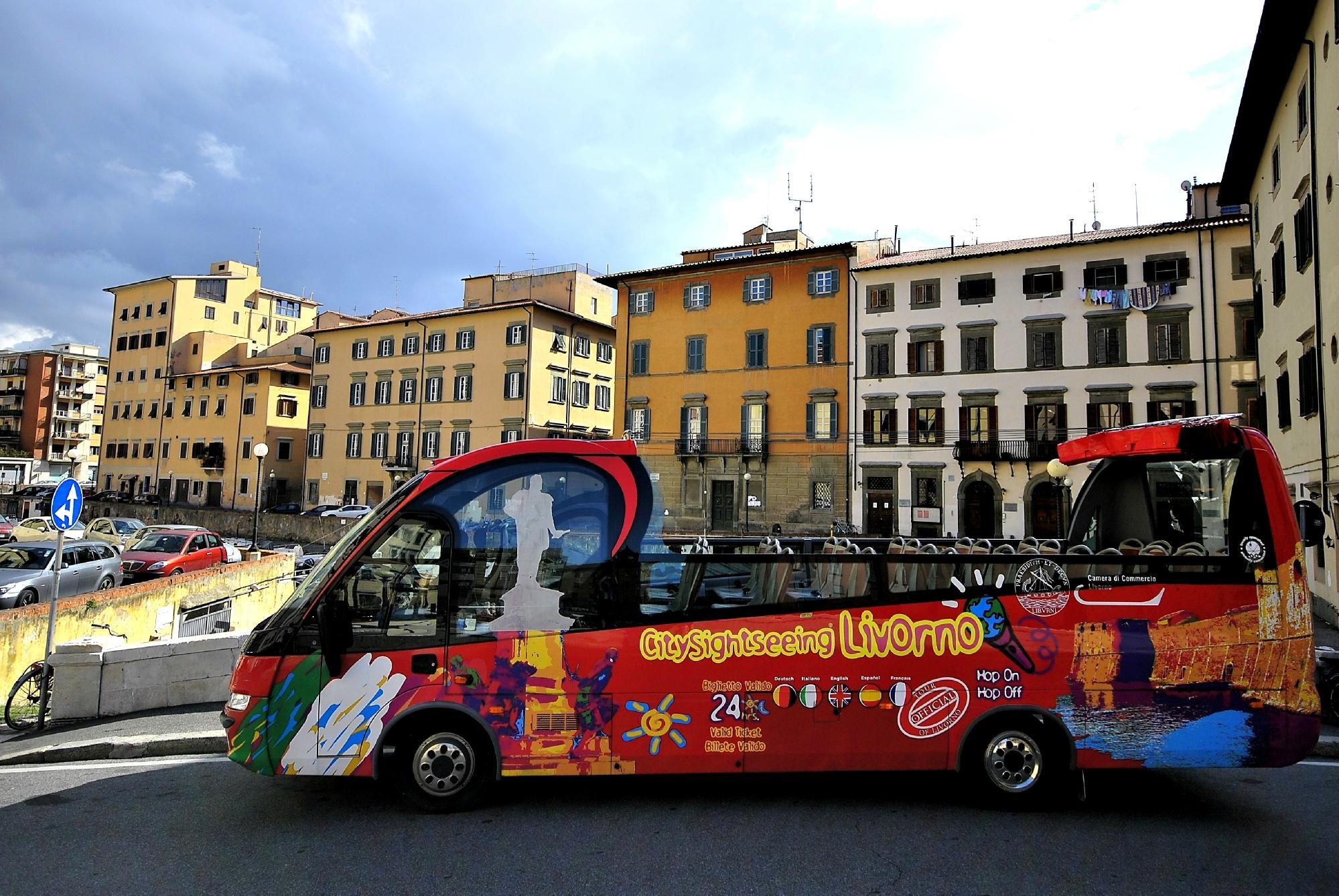 City Sightseeing Livorno