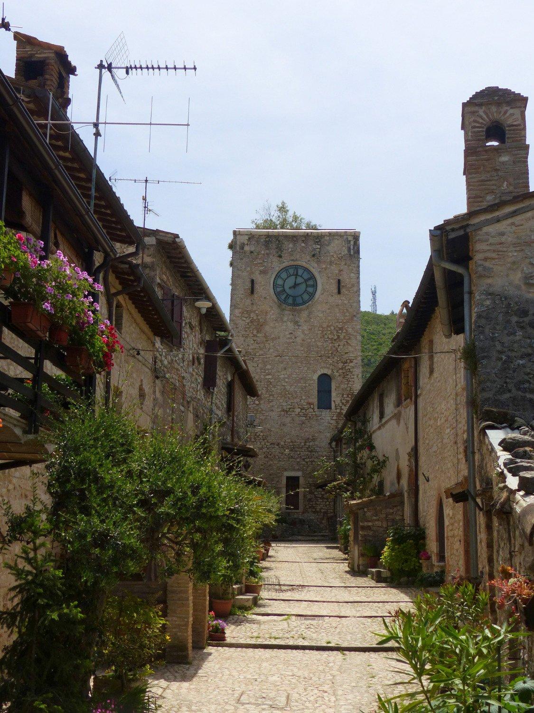 Borgo Medioevale e Rocca