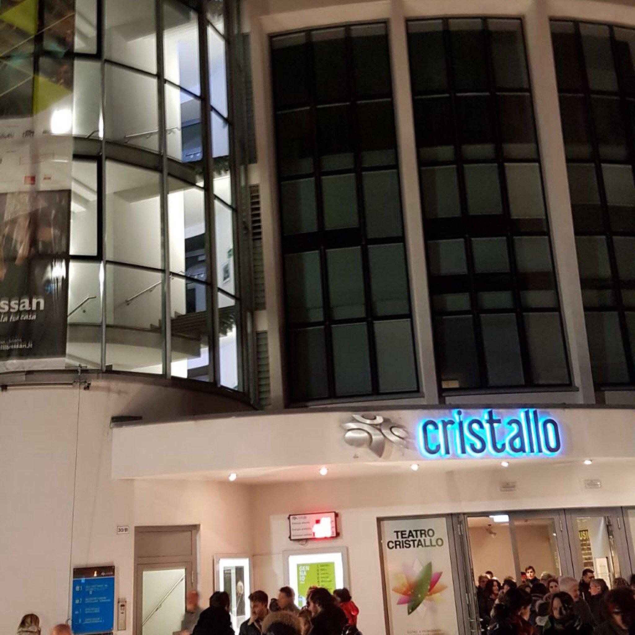 Teatro Cristallo
