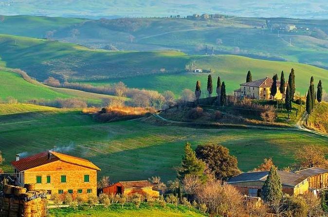 Discover Tuscany
