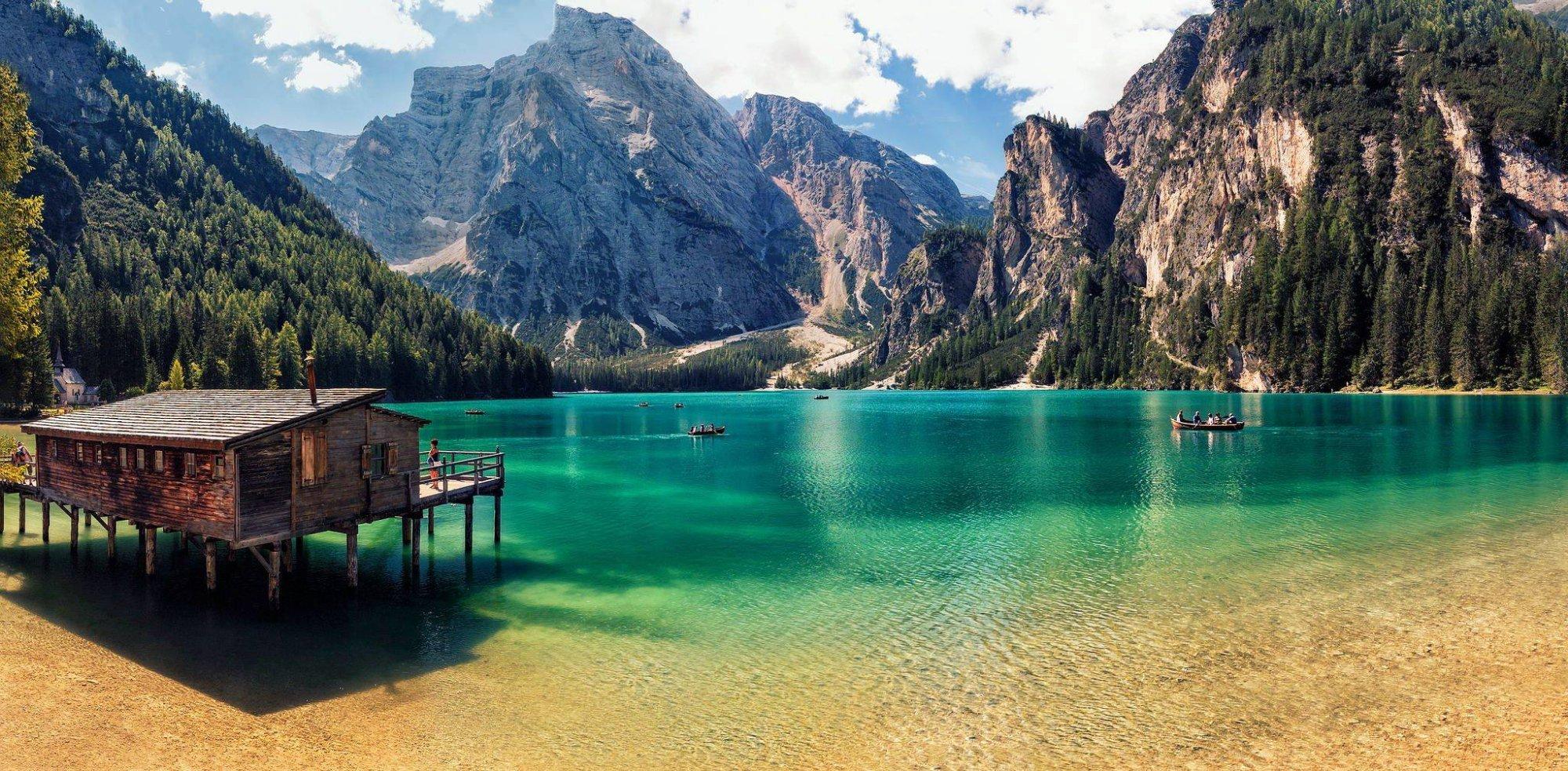 Base Camp Dolomites