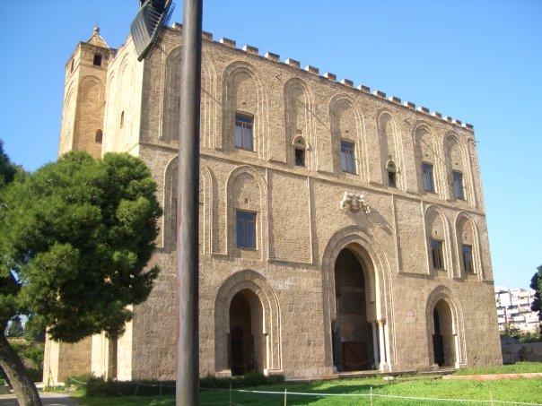 Il Castello della Zisa