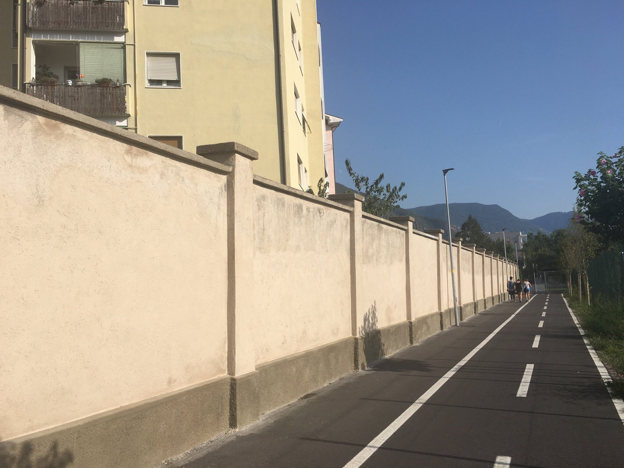 Muro del Durchgangslager