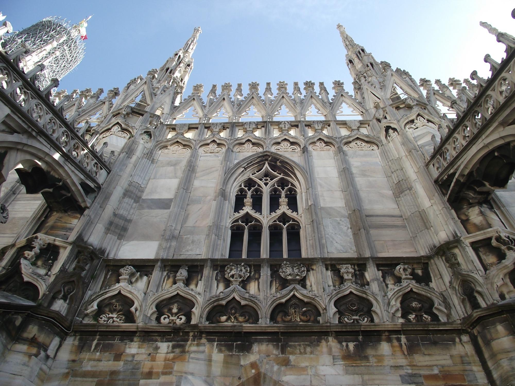 Terrazze Del Duomo A Milano Prezzi Recensioni Ristoranti