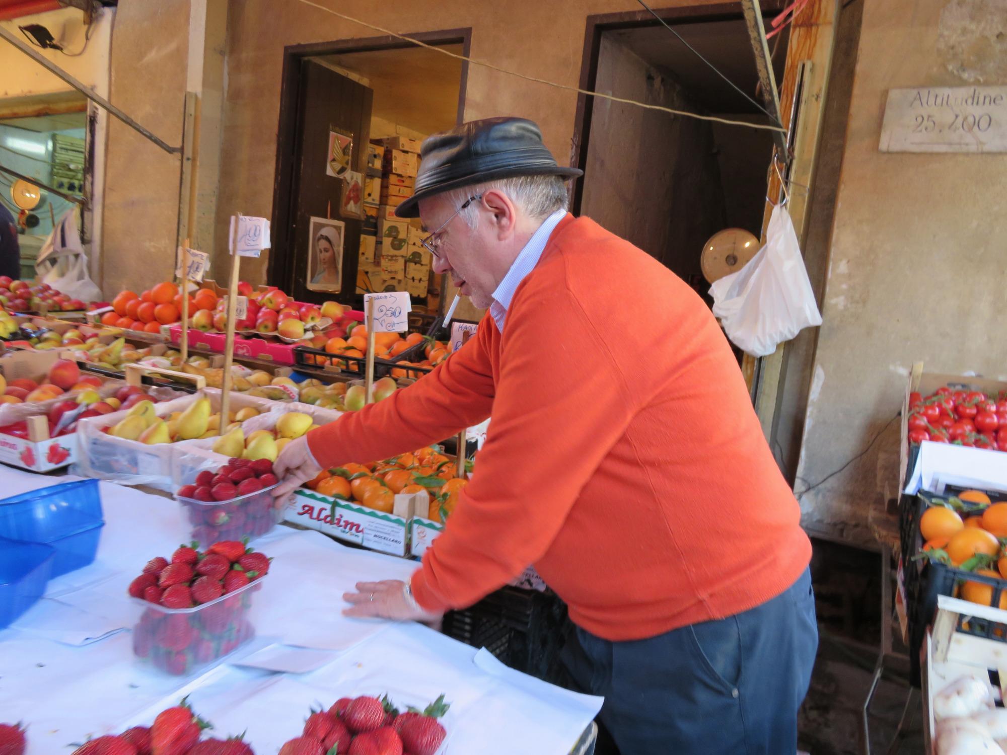 Palermo Tour Guide Jacqueline Alio - Private Tours