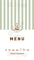 Menu Bakery House - Ponte Milvio