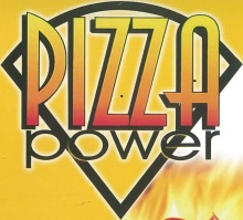 Menu PIZZA POWER