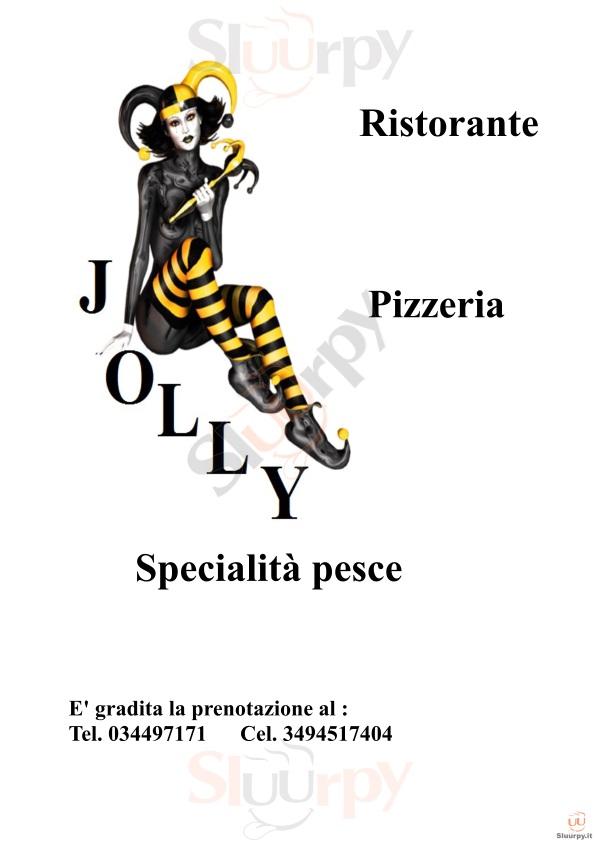 JOLLY Gera Lario menù 1 pagina