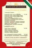 Menu 'Zzino Tramezzino - Mantova