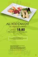 Menu Iume Sushi