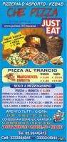 Menu CHE PIZZA