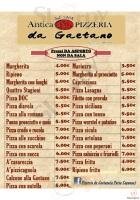 Da Gaetano, Napoli