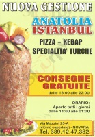 Anatolia Istanbul, Novara