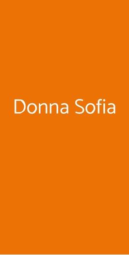Donna Sofia, Lucca