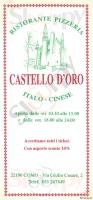 Castello D'oro, Como