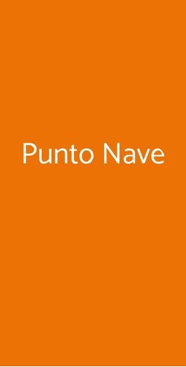 Punto Nave, Viareggio