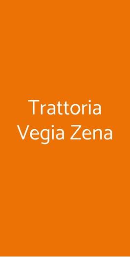 Trattoria Vegia Zena, Genova