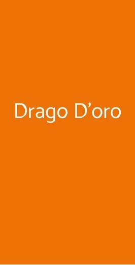 Drago D'oro, Genova