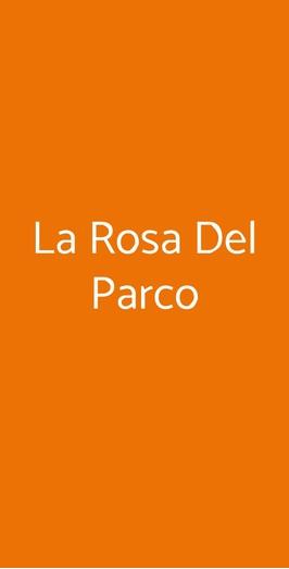 La Rosa Del Parco, Genova