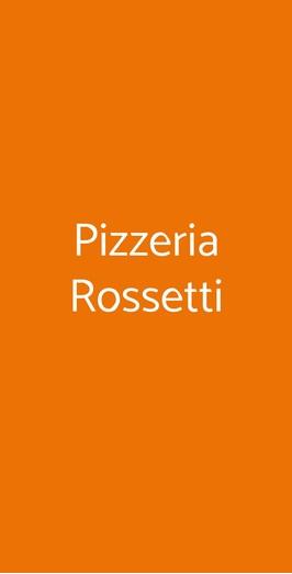 Pizzeria Rossetti, Genova