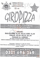 Giropizza, Novara