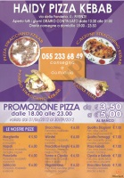 Haidy Pizza Kebab, Firenze